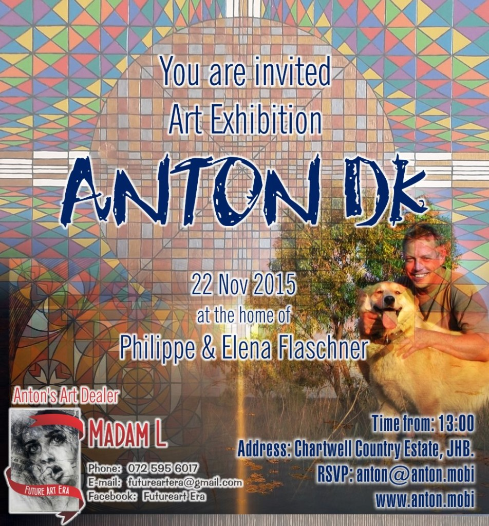 Anton DK Art Exhibition Invite 22 Nov 2015 in 06 web