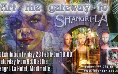 """Art the gateway to Shangri-La"" – Art Exhibition"