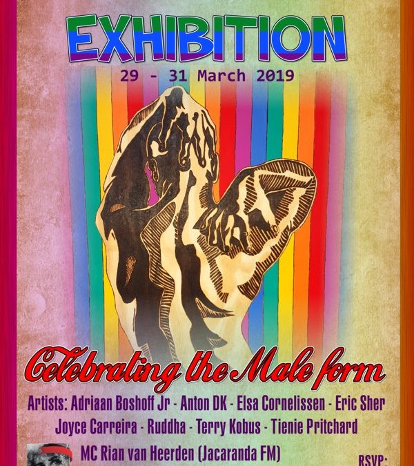 Rainbow Art Exhibition 29 – 31 March 2019 Pretoria